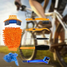Очиститель цепи для велосипеда набор инструментов чистки велосипедная