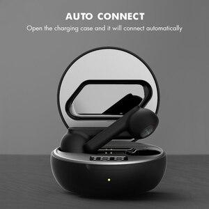 Image 2 - Draadloze Hoofdtelefoon Oortelefoon Bluetooth 5.0 Tws Hifi Headset Kleine Bass Oordopjes Met Power Display Touch Control Oor Detectie