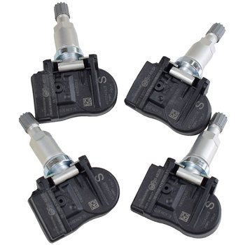 4Pcs Tire Pressure Monitoring System Sensor 40700-4GA0B 407004GA0B 315Mhz Car TPMS Sensor For Infiniti Q50 2014 2015