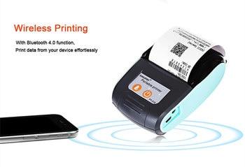 58mm Bluetooth Pocket Portable Thermal Receipt Printer Mini Wireless Notes Phone Printer Android IOS PC Free APP Bill Impresoras 15