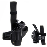 Hunting Airsoft Pistol Case Tactical Military Glock Holster Right Hand Drop Leg Holster Pistol Holster For Glock 17 19 22
