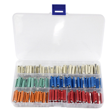 200pcs  Car fuse Box Standard Medium Fuse Blade Fuse Box Auto Fuse Car 5-25A Torpedo Ceramic Bullet Classic Car цена