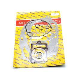 Полный комплект прокладок для мотоциклетного двигателя, полный комплект для ремонта CG125 CG150 CG200 CG250, цилиндр двигателя, квадроцикл для грязи, ...