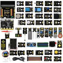 Keyestudio 45 in 1 Sensor Starter Kit For BBC Micro:bit+45 Projects W/Gift Box
