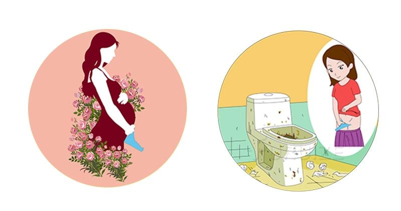 Urinal Outdoor Travel  Toilet  (3)
