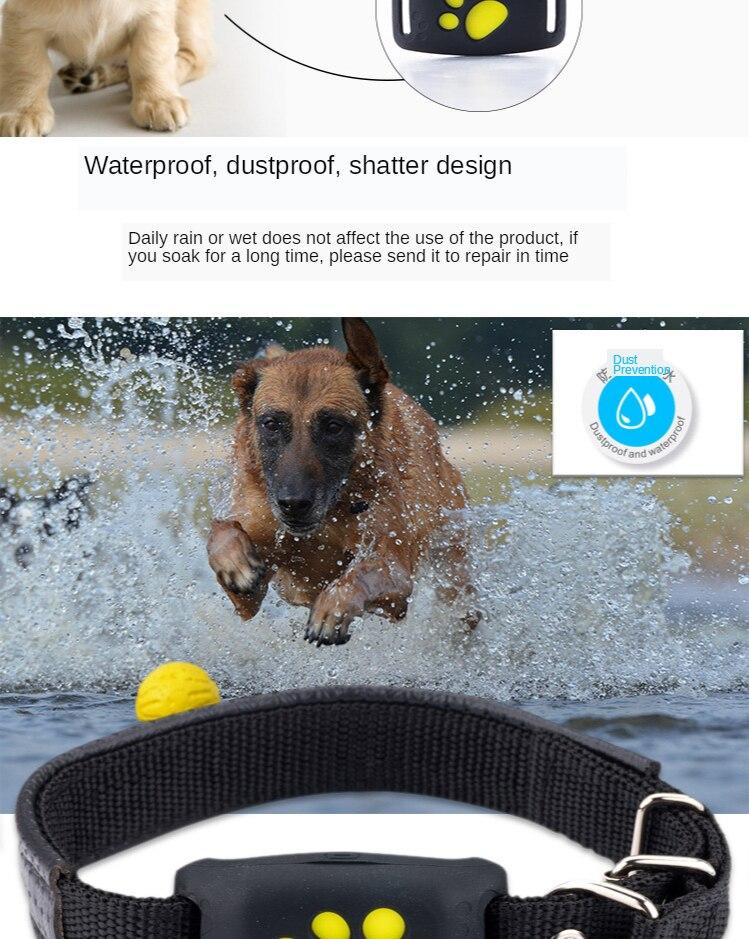 Gps трекер локатор для домашних животных анти потерянный мини