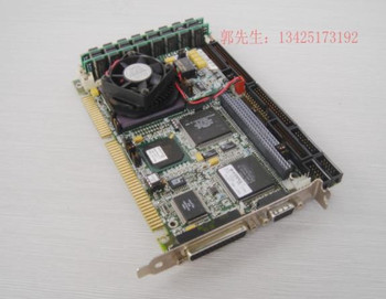 100% high quality test     TEK820-2 industrial control motherboard with CPU memory