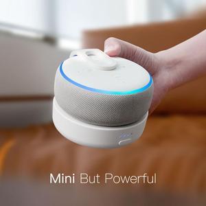Image 2 - GGMM D3 pil tabanı Alexa Amazon Echo Dot 3rd Gen akıllı hoparlör ile şarj edilebilir pil şarj cihazı ile 8 saat çalma süresi