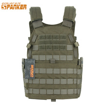 Vests-Plate-Carrier Gear Armor-Plates Airsoft-Vests Chest-Rig Molle-Hunting-Vest ELITE
