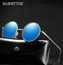 2019 Fashion Men Sunglasses Round Polarized Lens Brand Designer Driving high quality Sun Glasses Oculos De Sol UV400 все цены