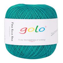 Crochet Thread Cotton Yarn 400 Yards 100% Balls of Size 8 Threads for Knitting