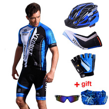 Jersey Team Sportswear Bicycle-Clothing Short-Sleeve Racing-Bike Summer Men