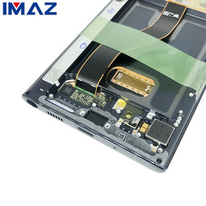 """Image 5 - IMAZ Originale 6.8 """"Display LCD Per Samsung Galaxy Note 10 + Nota 10 Più N975U Display LCD di Tocco Digitale Dello Schermo di montaggio Per N975F LCD"""