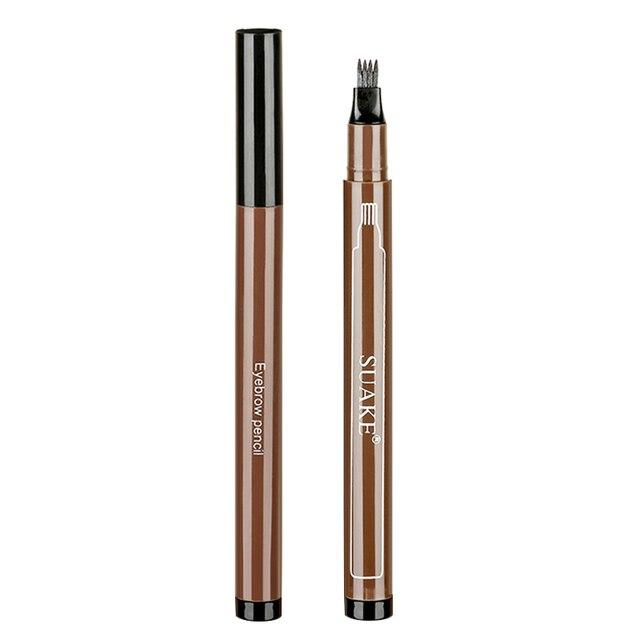 Eyebrows Enhancer Rising Eyebrows Growth Serum Eyebrow Pencil Long Lasting Professional Eyelash Growth Liquid Makeup Women 2