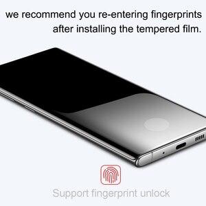 Image 3 - Glas Voor Samsung Galaxy Note 10 Plus S10 Plus S10e S10 5G Gehard Beschermende Glas Film Screen Protector Voor samsung Note 10 +