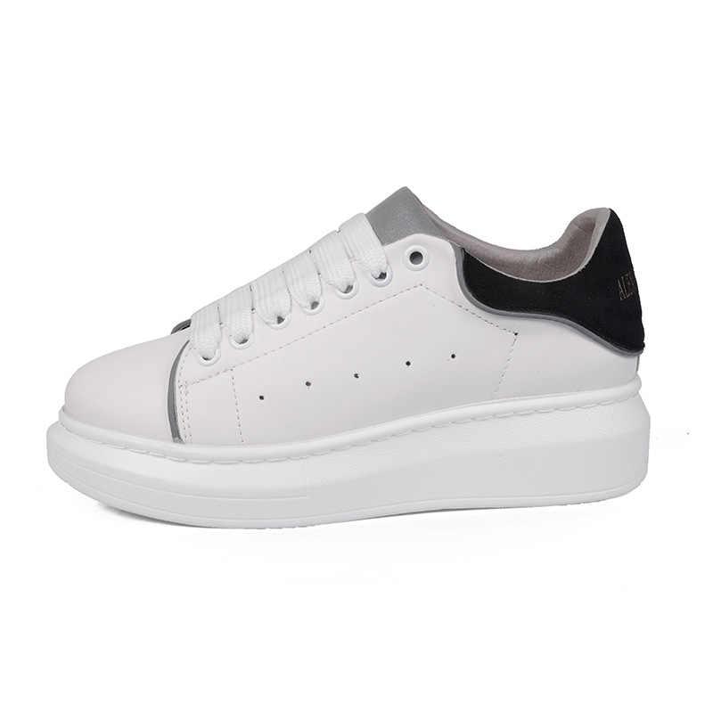 Katelvadi Gloeiende Sneakers Vrouw Licht Up Wit Casual Schoenen Lichtgevende Sneakers Voor Vrouwen Platform Gloeiende Schoenen Meisjes CH008