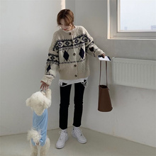 Korean new sweater women