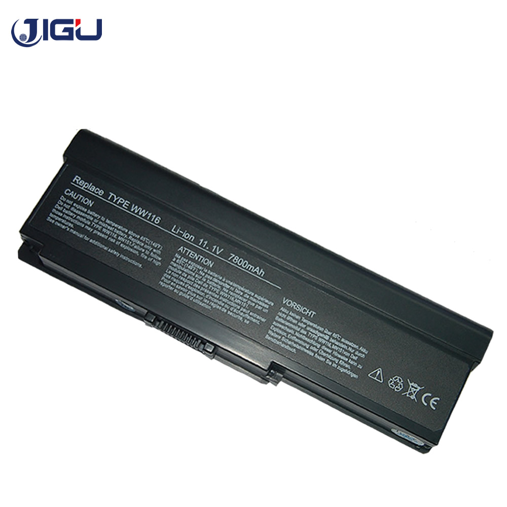 JIGU New Laptop <font><b>battery</b></font> For <font><b>dell</b></font> <font><b>Inspiron</b></font> 1400 Vostro <font><b>1420</b></font> 312-0543 312-0580 312-0584 312-0585 451-10516 451-10517 WW116 6600MAH image