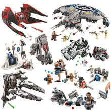 2020 New Star Tie Fighter Microfighters Wars The Rise Of Skywalker With Building Blocks Lepining Starwars Toys For Children цена 2017