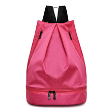Fashion Lightweight Couple Nylon Backpack Waterproof Backpack Outdoor Sports Climbing Bag Portable Men Women Backpack for Travel