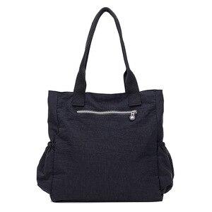 Image 4 - 新到着の女性のハンドバッグショルダーバッグ女性のメッセンジャーバッグ学生学校waterpfoof旅行バッグ