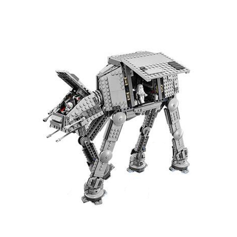 Star Wars 05050 The Force Awakens ATAT Walker Set Building Blocks Bricks Action Compatible With  Lepines New Birthday Kid Toys
