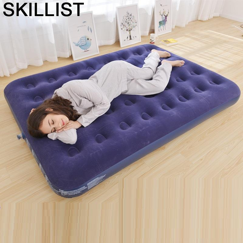 Plegable Room Cabecero Cama Moveis Para Casa Folding Letto Lit Mueble De Dormitorio Bedroom Furniture Home Inflatable Bed