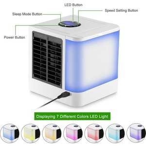 Fan-Device Cooler Air-Conditioner Arctic Air-Personal-Space To Quick The Home Office-Desk