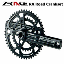 ZRACE RX 2x10/11 Speed Road Chainset рукоятка колеса protector, 50/34T, 53/39T, 170 мм/172,5 мм/175 мм, DUB BB29