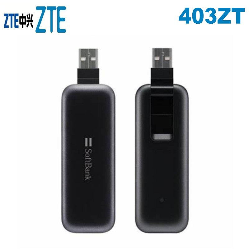 ZTE Softbank 403ZT 4G LTE USB Dongle Cat6 300Mbps USB Modem 4G Mobile Broadband 4G USB MODEM PK Huawei E3276s-920