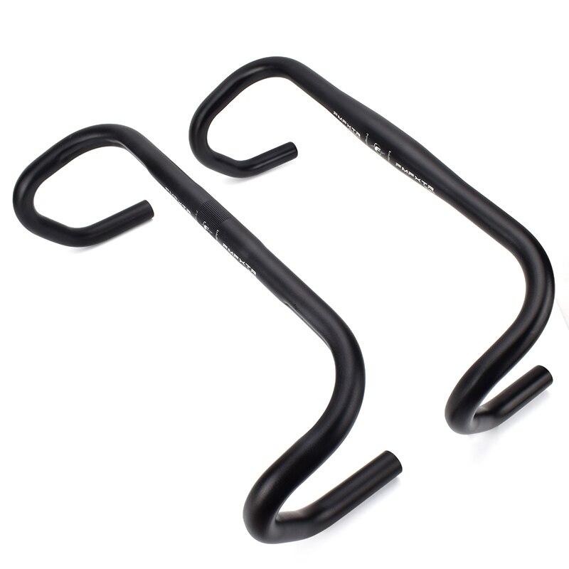 Manillar de aleación de aluminio para bicicleta de montaña o carretera, accesorio para ciclismo, 25,4/31,8