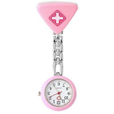 Pocket Watch quartz brooch Nurse to metal fashion 2019 xo 99 S0237 sent from Italy