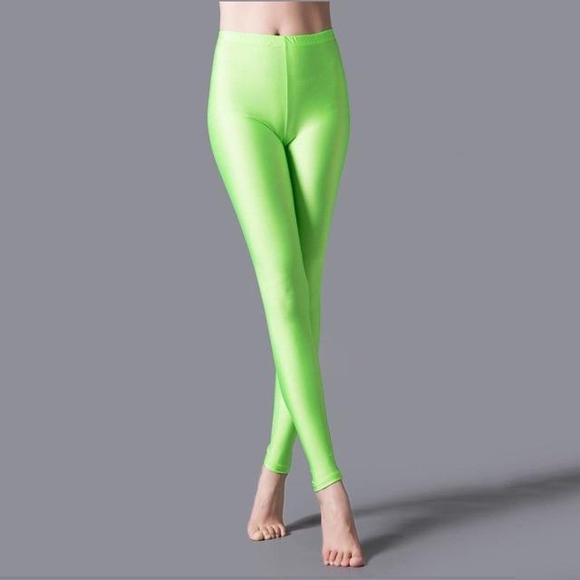 Shiny Pant Leggings  4