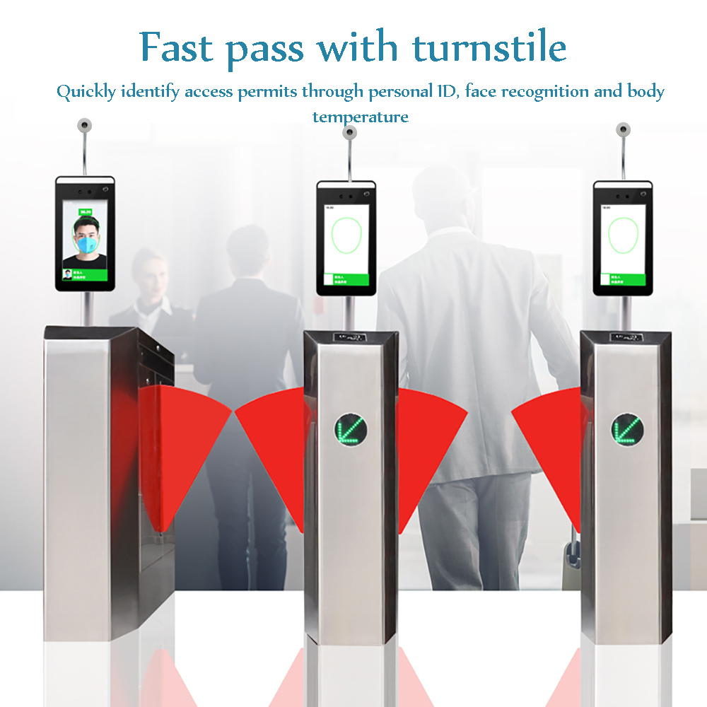 fast pass with gate