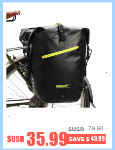 Perfect Rhinowalk 14 inch 20 inch Folding Bike Bag Loading Vehicle Carrying Bag Pouch Packed Car Thickened Portable Bicycle Pack 6