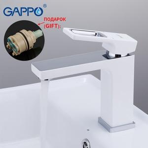 Image 3 - GAPPO смеситель для душа, латунный смеситель для душа, набор для душа, водопад, массажный настенный смеситель для ванной комнаты