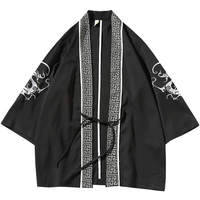 Chinese national style embroidery jacket Men's summer retro Hanfu sun protection clothing Men Thin Tang Suit Jackets