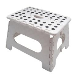 11 Cal składany stołek dla dorośli i dzieci stołki kuchenne stołek ogrodowy|Krzesła i stołki łazienkowe|   -