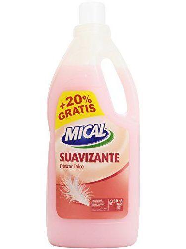 Mical - Suavizante Frescor Talco - 3 L