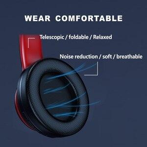 Image 3 - Lenovo HD200 bezprzewodowe słuchawki Bluetooth 5.0 zestaw słuchawkowy Subwoofer sport Running zestaw słuchawkowy Unisex redukcja szumów połączenie wideo