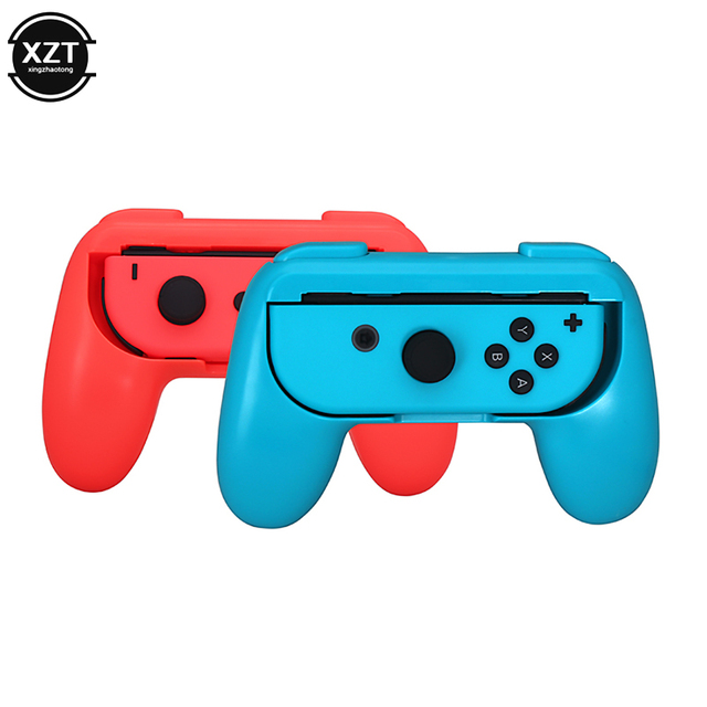 2pcs/set for Nintendo Switch Controller Grip joystick ABS Gamepad Handle Joypad Stand Holder Game pad for NintendoSwitch holder 2
