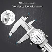 0-150 mm high-precision shockproof stainless steel caliper with gauge measuring depth inner outer diameter ruler for Stone Bead