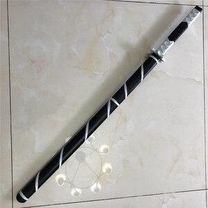 Image 3 - 104 سنتيمتر كيميتسو لا Yaiba السيف سلاح شيطان القاتل Shinazugawa سانمي تأثيري السيف 1:1 أنيمي النينجا سكين لعبة PU