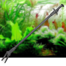 Fish Tank Water Grass Clip Water Grass Cleaning Tool Plastic Clip Tweezers Pliers Water Grass Tank Lengthened Water Grass Clip