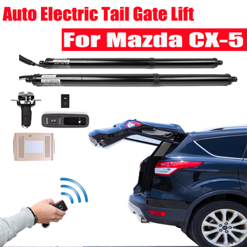 Car Electronics Tailgate smart auto electric tail gate lift For Mazda CX-5 2013-2015 2016 Remote Control Trunk Lift Avoid Pinch auto driving assistant smart wiper and headlight sensor for mazda cx 4 2016