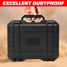 9 rozmiarów wodoodporny twardy futerał na narzędzia torba schowek aparat fotograficzny z gąbką do narzędzi