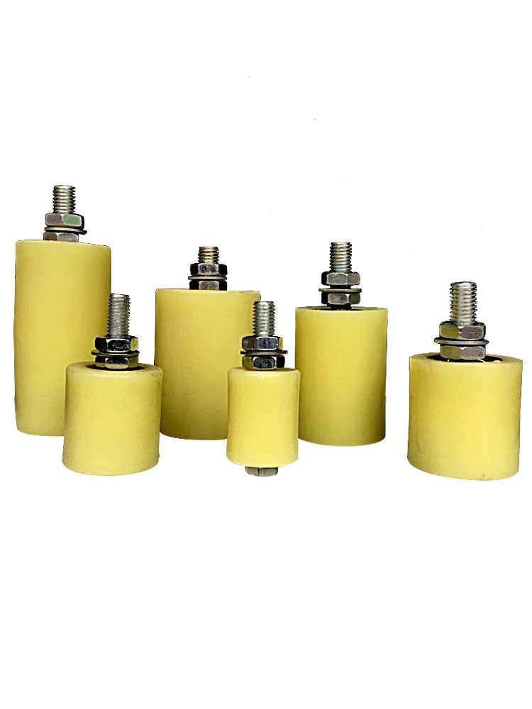4 Pcs Per Pack Nylon Sliding Gate Pintu Stopper Cocok Sliding Gate Cantilever
