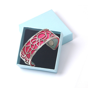 Image 5 - Legenstar Nieuwe Merk Rvs Armbanden Bangles Voor Vrouwen Sieraden Mode Verwisselbare Manchet Armband Manchette Femme