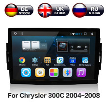 9 Android System 8 core Car Stereo GPS Navigation Radio For Jeep Grand Cherokee Patriot Dodge Charger Chrysler 300C Car Player