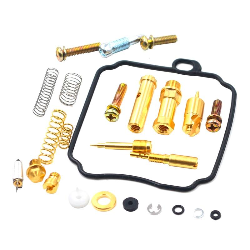 Kit de reparo de carburador para motocicleta,